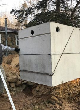 septic installer