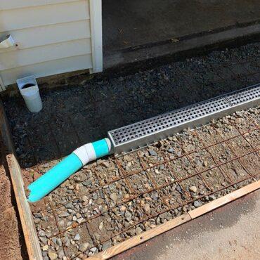 west hartford ct channel drain