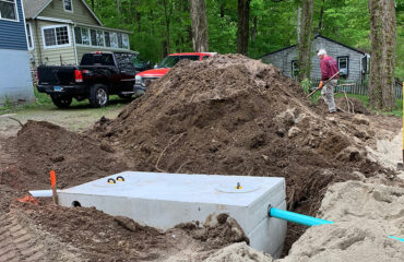 septic system contractor