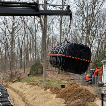 septic tank andover