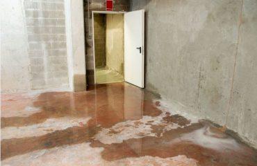 basement flooding